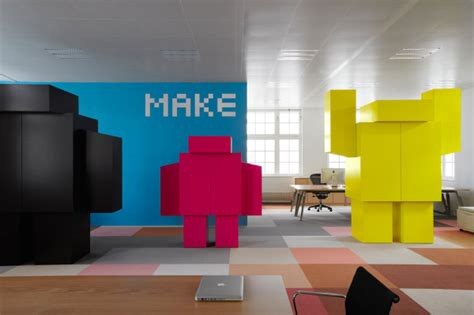 interior design agency an ad agency s seriously surprising new office space
