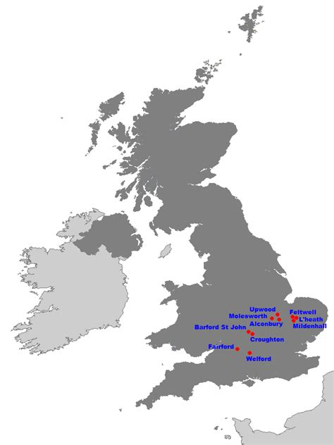 map usaf bases united states air in the united kingdom