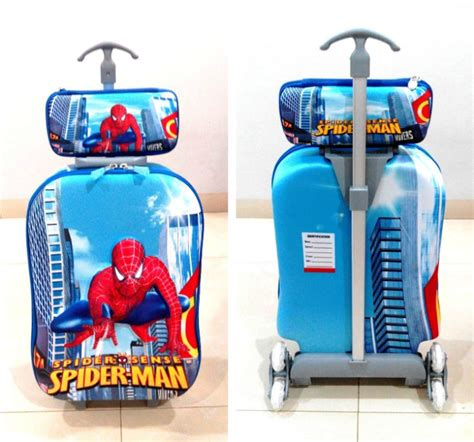 Ready Tas Sekolah Trolley Ransel 3d Troli Anak Tk Cars Mcqueen tas troli trolley 3d 2in1 tas anak sekolah