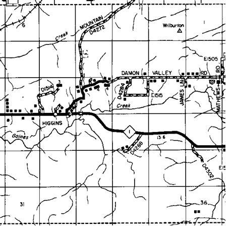 section township range to lat long latimer links