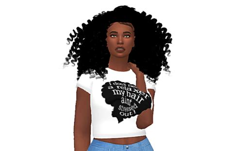 sims 4 black people hair sims 4 black hair tumblr