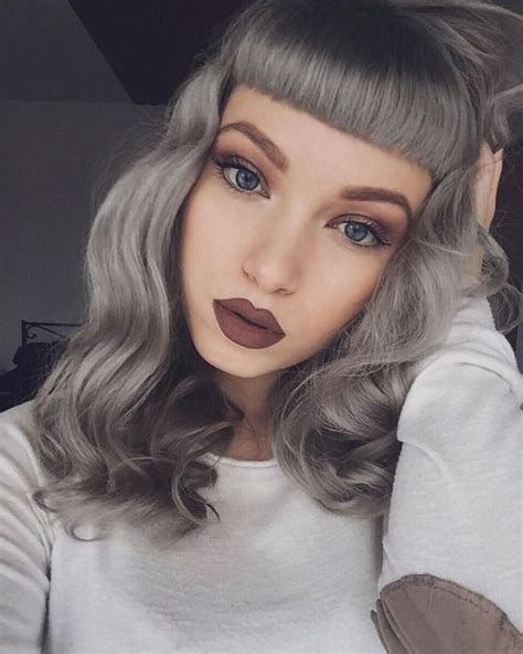 Fall Makeup Trends Gray Shadow by 1000 Ideas About Grey Makeup On Makeup