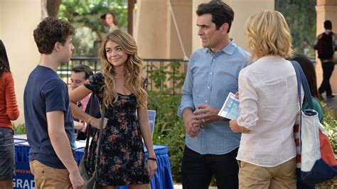modern family season 6 tv review views from the sofa