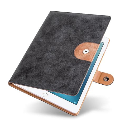Smartcase Pro 2 9 7 Auto Lock Cover suede leather smart cover for air 2 pro 9 7 inch ebay