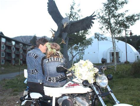 Wedding Bike by Biker Wedding M 246 Tormoon Moto