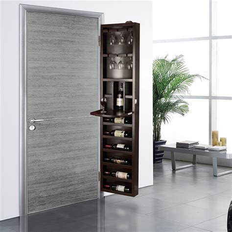 the cabinet door storage cabidor the door wine storage cabinet the green