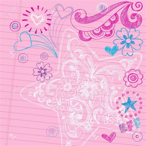 girly notebook wallpaper background cute notebook google search backgrounds