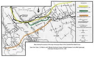 silver falls oregon map take a hike silver falls state park cascadia