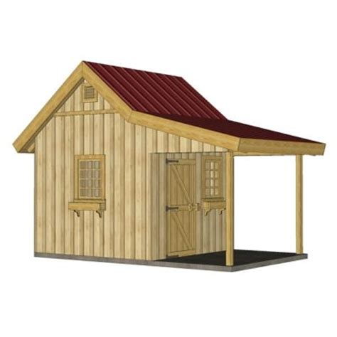 shed with porch plans free 37 best rustic sheds images on pinterest garden sheds