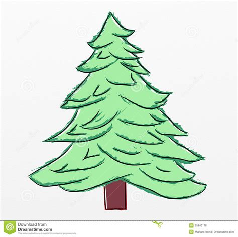 search results for christmas tree sketches free