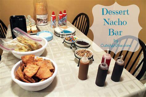 Nacho Bar Topping Ideas by Dessert Nacho Bar Edible Crafts