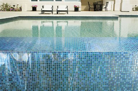 pool tile ideas pool water feature finishes on pinterest pool tiles