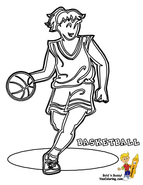 coloring pages of girl basketball players gritty girls coloring wnba basketball east free