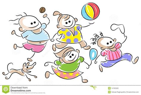 to play go to play stock vector image of childhood balloon