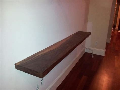 floating kitchen bench floating walnut bench modern denver by sims construction
