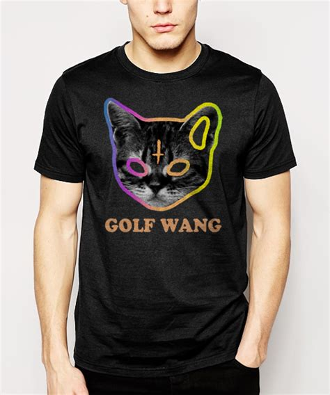 Kaos Ofwgkta Future Golf Wang 1 golf wang cat t shirt ofwgkta the creator future