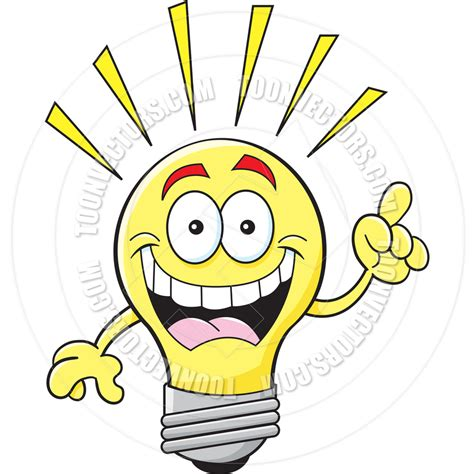 image gallery light bulb cartoon