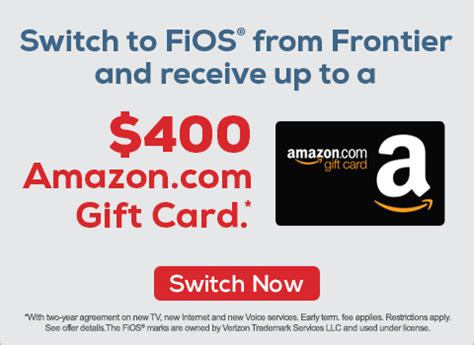 simply fios 30 fios internet services high speed internet - Frontier Fios Amazon Gift Card