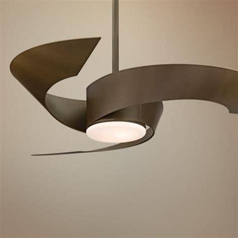 torto ceiling fan 52 quot fanimation torto rubbed bronze finish ceiling fan