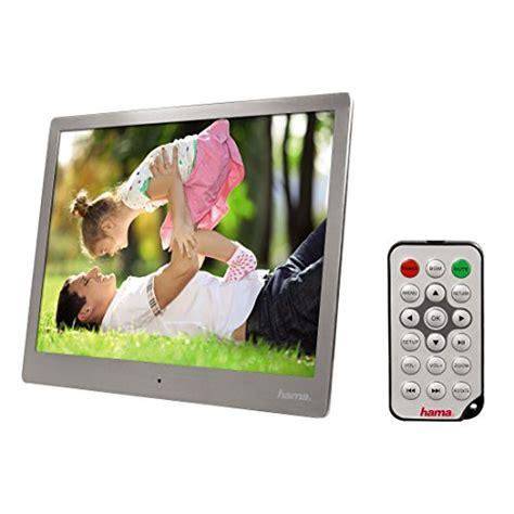 cornice multimediale hama cornice digitale multimediale quot steel quot premium 9 7