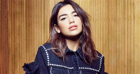 dua lipa lips dua lipa talks new album obession with hiphop and