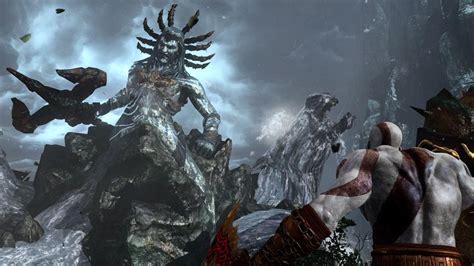 god of war 3 le film complet en francais god of war kratos pourquoi es tu si m 233 chant