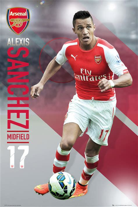 Poster Football Arsenal Fa15 arsenal fc 14 15 poster sold at europosters