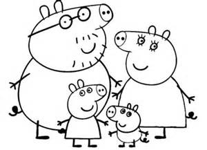 disegni da colorare gratis peppa pig peppa pig coloring pages