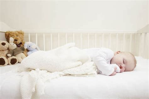 babies sleep better if they their own room by four