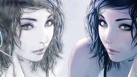 efectos para fotos dibujo a lapiz gratis efecto l 225 piz con gmic todo gimp cursos tutoriales