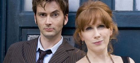 david tennant on catherine tate show watch tennant and tate return for new doctor who audio