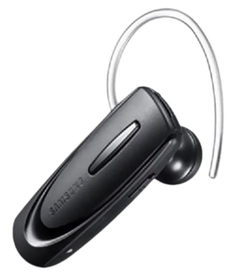 Headset Bluetooth Samsung E5 Samsung Bluetooth Headset Black Buy Samsung Bluetooth Headset Black At Best Prices