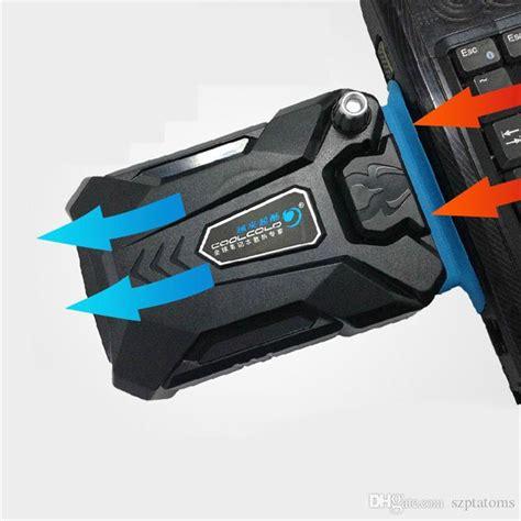 Vacuum Cooler Fan Laptop Omcf12bk 2017 ptatoms laptop vacuum cooler with three fen cold wind