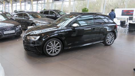 Audi S3 Sport by 2015 Audi S3 Sport 2 0 Tfsi Quattro S Tronic