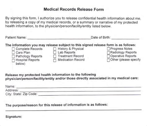 top result template to request medical records lovely civilian