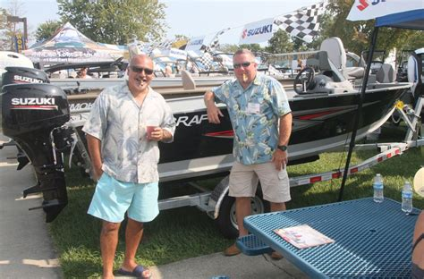 metro boat show ninth annual metro boat show offers fun for everyone