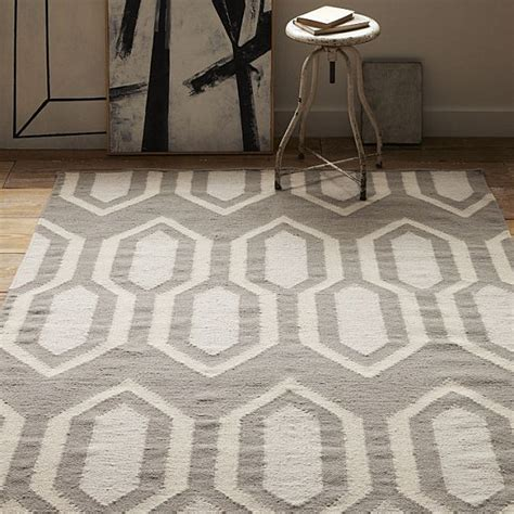 Geometric Dhurrie Rug by New Patterned Rug Finds For Your Interior