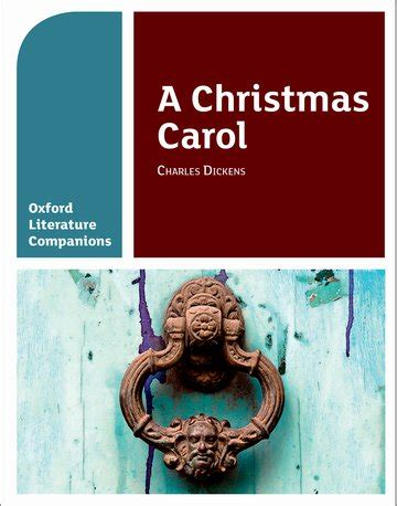 oxford literature companions the 0199128782 oxford literature companions a christmas carol oxford university press