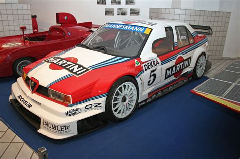 alfa romeo martini racing cars with martini livery ranked