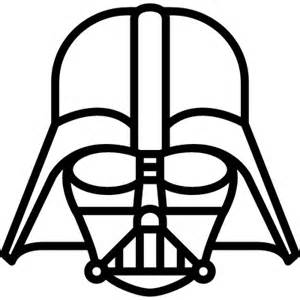 Darth Vader Outline by Wars Free Vectors Logos Icons And Photos Downloads