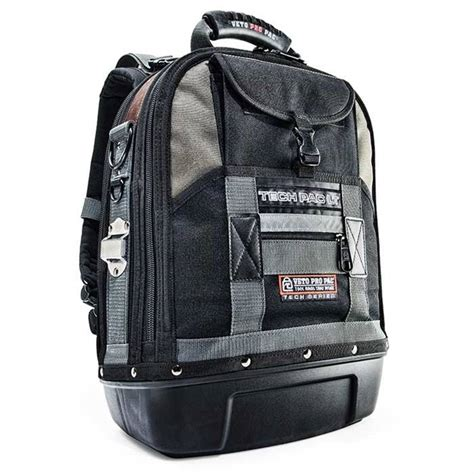 tool and laptop backpack veto pro pac tech pac lt laptop backpack