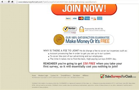 Surveys For Cash - jason white take surveys for cash scam horrible hoax