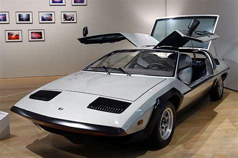 French Design 1970s supercars michelotti matra laser