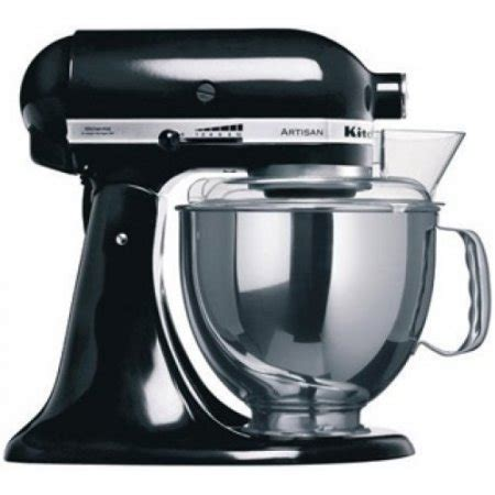 robot da cucina kitchenaid artisan prezzo kitchenaid artisan 5ksm150ps 5ksm150pseob nero robot