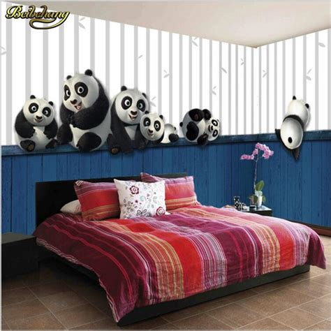 panda wallpaper for bedroom panda wallpaper promotion shop for promotional panda