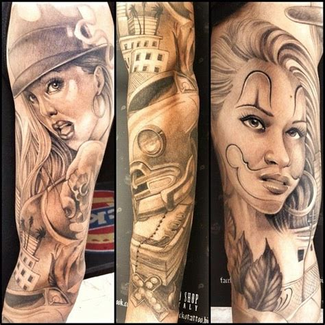 gangster girl tattoos 1000 images about chicana on gangster