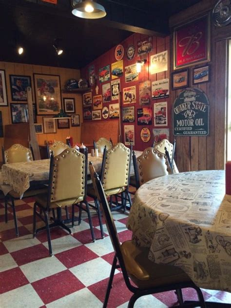 Old fashioned dining room