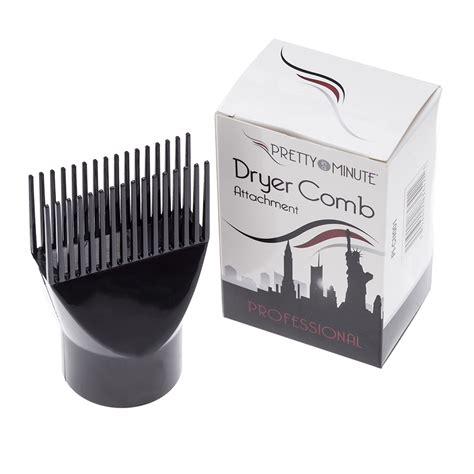 Hair Dryer With Comb hair dryer comb attachment pretty in a minute