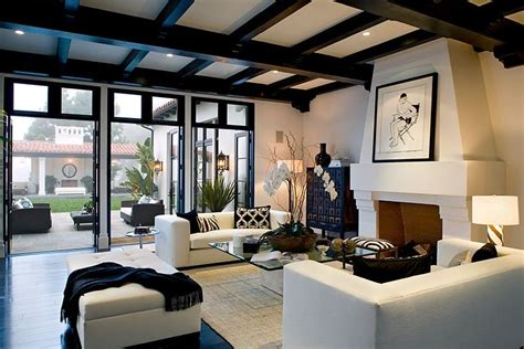 living room in spanish see this house spanish revived for a 9million dollar