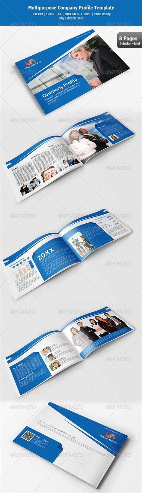 design consultancy company profile 31 best company profile templates images on pinterest